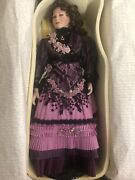 Lady Louisa 32 Porcelain Doll By Thelma Resch Imperial Gem Collection