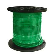 Southwire Stranded Cu Simpull Thhn Wire Annealed Copper 8 Gauge 1000 Ft Green