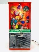 Vintage Toy Joy Gumball Machine _ Converted Into A Novelty Table Light