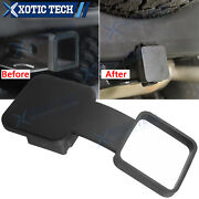 For Toyota Lexus Jeep Gmc Trailer Tow Hitch 2 Receiver Cover Plug Dust Cap 1pc