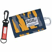 Rough Enough Kids Wallets Teen Boys Girls Mens Camo Keychain Canvas Card With