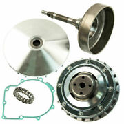 Yamaha Rhino 660 Wet Clutch Drum Housing And Primary Sheave Fits For 2004-2007