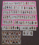 2007 Allen And Ginter 138 Pc. 116 Mlb, 22dick Perez Sketch Baseball Cards Mint