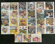 3ds Games Selection