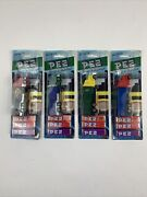 Pez Vintage Brand New Lot Of 4 Rigs Trucks Candy Dispensers Collectible