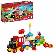 Lego Duplo Mickey Mouse Clubhouse Birthday Parade 24 Pcs Building Toy Train Cake
