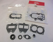 433426 0433426 Omc Powerhead Gasket Set 3-4 Hp Johnson/evinrude Outboard 1990and039s