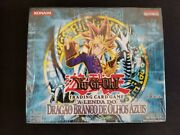 🔥yugioh Legend Of Blue Eyes Booster Box Portuguese /sealed/1st Edition🔥