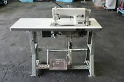Brother Industrial Sewing Machine Db2-b791-015a 220v Table Or Motor Not Include