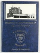 Fredona Fire Department Ny New York 2001 Firefighter History Year Book
