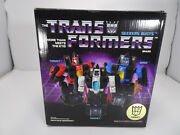 Transformers Diamond Select Seekers Bust Thrust 67 Of 250 Hasbro Employee Owned