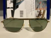 Oliver Peoples Airman Sunglasses. Collector's Item. James Bond Quantum Of Solace