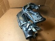 Evinrude Johnson As Is Swivel And Stern Brackets Tilt Levers 324443 389233 389232