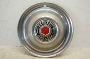 One 1 1951 - 1954 Packard 15 Wheel Cover Hubcap