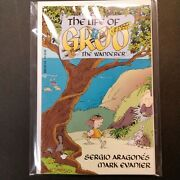 Sergio Aragone's The Life Of Groo The Wanderer First Print March 93 Rare Comic