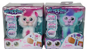 Little Live 2 Wrapples Slap Band Bonnie, Una Pet Me And Giggle Sounds Reaction Toy