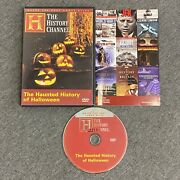 The Haunted History Of Halloween Dvd 2005 History Channel