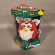 New 1999 Special Edition Christmas Furby