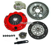 Xtr Rigid Stage 2 Clutch Kit And Race Flywheel W/ Counter Weight 04-11 Rx-8 1.3l