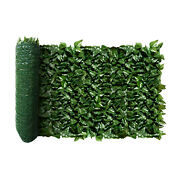 3ft 4ft 6ft Artificial Faux Ivy Leaf Fence Screen Uv Procted Wall Decore Outdoor