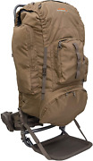 Hunting Pack Tactical Backpack Large Outdoor Carry Camping Hiking Rifle Holder
