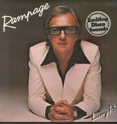 Larry Page Orchestra Rampage Lp Vinyl Uk Penny Farthing 1976 10 Track. Info
