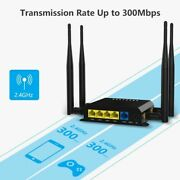 Wifi Router Modem With Sim Card Slot Point 128mb For Car/bus 12v Gsm 4g Lte Usb