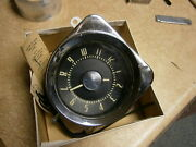 Studebaker 1947 1948 Commander Lc Clock Nos Also Fit 1949 Ac1412
