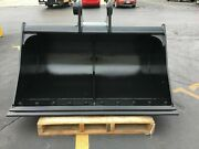 New - 60 Ditch Cleaning Bucket For A John Deere 290