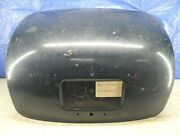 Trunk Lid 1950 1951 1952 Plymouth Club Coupe Deck Lid Used 1477816