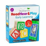 Read Hear Andamp Play Early Learning 6 First Word Books Andamp Download... 97816
