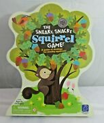 The Sneaky Snacky Squirrel Board Game Complete Educational Insights
