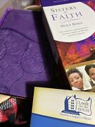 Nob Kjv Sisters In Faith Holy Bible Purpleleathersoft Nelson Signature Series