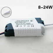 Led Driver 8-24w Dimmable Ceilling Light Transformer Power Supply Accs X 200pcs
