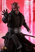 Hot Toys Dx16 1/6 Scale Star Wars Darth Maul Action Figure 12in. Collectible New