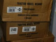 Genuine Simplicity Tractor Wheel Weight - 31lbs Each 1690555sm
