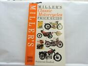 Millerand039s Classic Motorcycles Price Guide Book 1998 1999 B10199