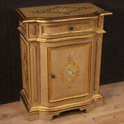 Sideboard Lacquered Tuscan Furniture Commode Painted Dresser Antique Style