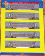 Athearn 10473 N Bethgon Coalporter With Load 5 Pack Union Pacific Up
