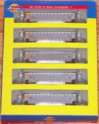 Athearn 11673 N Bethgon Coalporter With Load 5 Pack Union Pacific Up Cmo