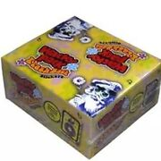 1x Wacky Pack Flashback Stickers Booster Box 70's 2008 Edition New Sealed
