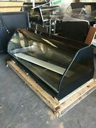 Alto-shamm Ed2-72  6 Foot Curved Glass Hot Case