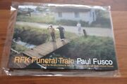 Rfk Funeral Train 1st Umbrage Edition By Paul Fuscosigned Mint