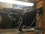 1982 Suzuki Gs1100e Motorcycle Frame With Bos Vintage Racing