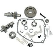 Sands Cycle Easy Start Cams 583 Ez Gear Drive Kit 99-06 Twin Cam Except 06 Fxd