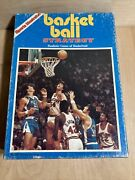 Sports Illustrated Basketball Strategy Realistic Game Of Basketball Never Used