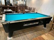 Dynamo Coin Operated 8andrsquo Pool Table