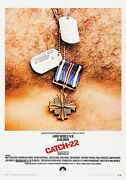 Catch-22 Classic 70and039s Vintage Movie Poster - Wall Film Art Print - Orson Wells