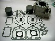 Skidoo 82mm 800 Non-ho Cylinder With Pistons Gaskets 01-03 Mxz Summit Top End
