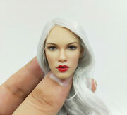 1/6 Scale Catwoman Head Sculpt For 12 Verycool Vcl-1001 Female Phicen Figure